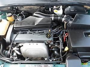 2000 Ford Focus Zts Sedan 2 0l Dohc 16v Zetec 4 Cylinder