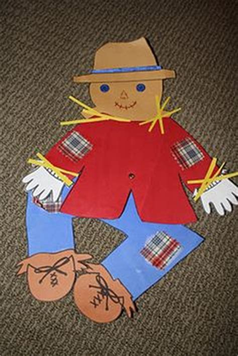 scarecrow crafts for preschoolers use this scarecrow pattern to print out and cut out i 844
