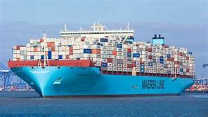 CSCL Globe: Felixstowe arrival for world's largest ...