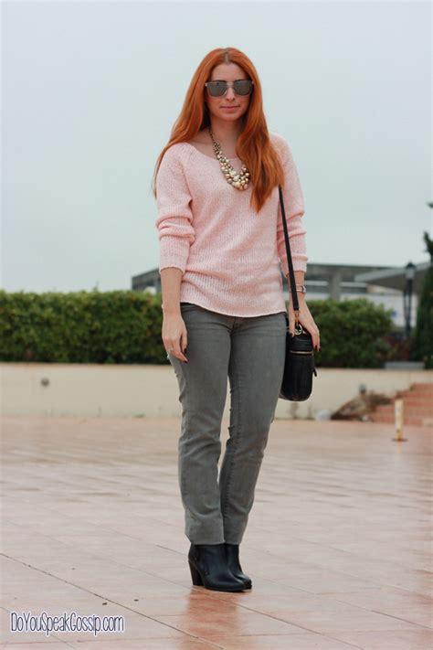Light pink sweater | Outfits - Do You Speak Gossip?Do You Speak Gossip?