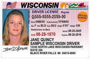 How to change your last name after marriage for Wisconsin drivers license template