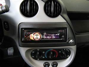 Radio Ausbauen Ford Ka