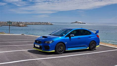 Wrx Subaru 2019 by 2019 Subaru Wrx Sti S209 Edges Closer To Reality