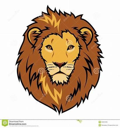 Lion Head Clipart Face Couleur Clip Imprimer