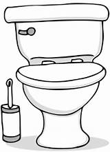Toilet Cartoon Potty Clipart Bathroom Cleaning Printable Brush Clip Training Clipground Clean Illustration Rules Klo Adventures Clipartbest Toilette Vector Clipartmag sketch template