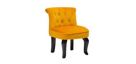fauteuil velours orange fauteuil crapaud orange achetez nos fauteuils crapaud