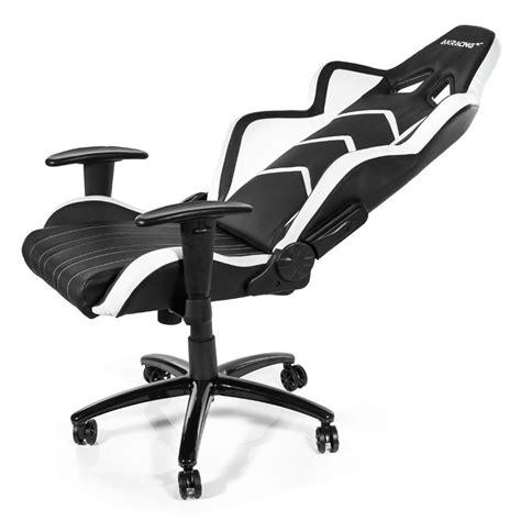 Bureau Inclinable - akracing player gaming chair blanc siège pc akracing