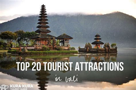 top  tourist attractions  bali bali indonesia