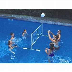 Jeu De Piscine : jeu de voleyball pour piscine sur piscineo ~ Melissatoandfro.com Idées de Décoration