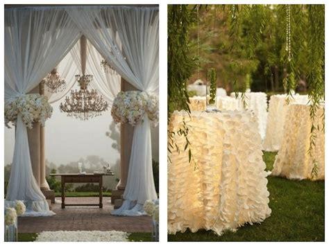decoration de mariage exterieur mariage ch mariage 233 es folles gatsby