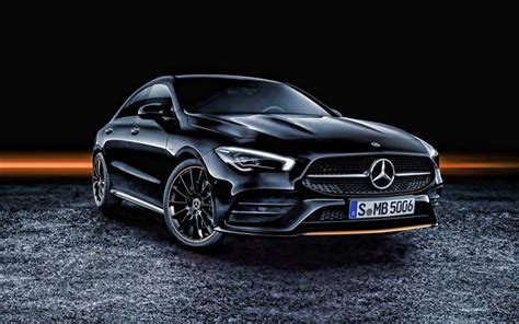 Mercedes introduced the cla in 2013. Download wallpapers Mercedes-Benz CLA 250 AMG, tuning, 2019 cars, Line Edition, black CLA ...