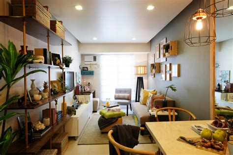 shelves for corners 6 condo decorating ideas from noted cebu designers rl