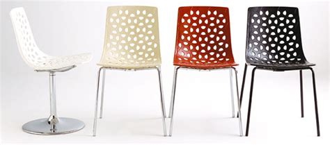 chaise blanche de cuisine chaises cuisine