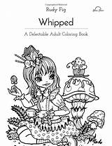 Whipped Delectable sketch template