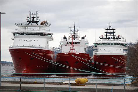 Offshoreflåte i opplag får hjelp | Maritimt Magasin