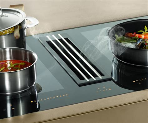 Backofen Mit Integriertem Dfgarer Test by Miele Twoinone Integrated Extractor Miele