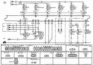 I Need A Free Download Of A Wiring Diagram For A Mazda Mx3 1995