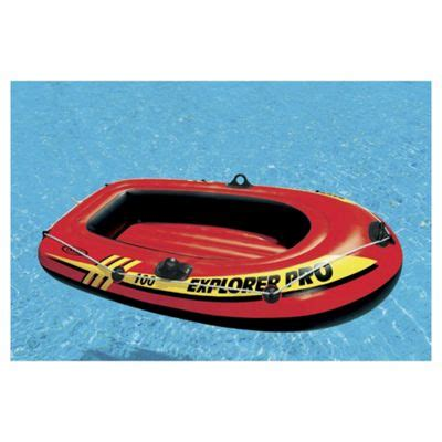 Inflatable Boats Tesco by Buy Intex Explorer Pro 100 From Our Kayak Canoes Boats