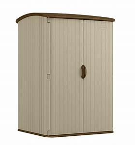 Suncast 98 Cuft Storage Shed Lawn Garden Sheds