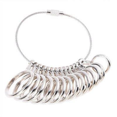 Unser ringgrößenmesser ermittelt dir die antwort auf deine größenfragen. Ringmass Ringgroesse Bestimmung Ring Gauge Gradmesser 0-13 MA | eBay