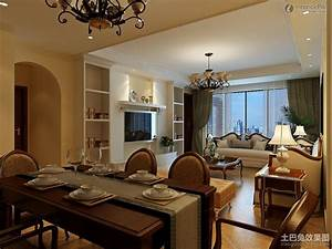 living room dining room design at modern home designs With interior design ideas for living dining room