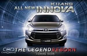 Toyota Officially Teases 2016 Innova! | CarDekho.com