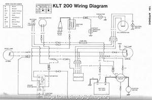 Electrical Wiring Diagram Vs Schematic Cleaver Klt  Wiring Diagram With Ac Generator  Contact