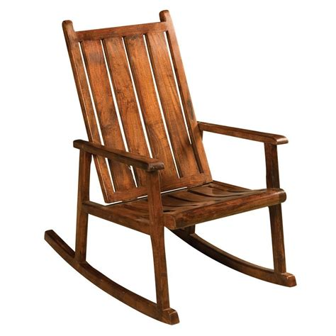 poltrone a dondolo in legno sedia dondolo in legno massello sedie orientali