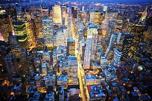 Buy New York From Above Wall Mural