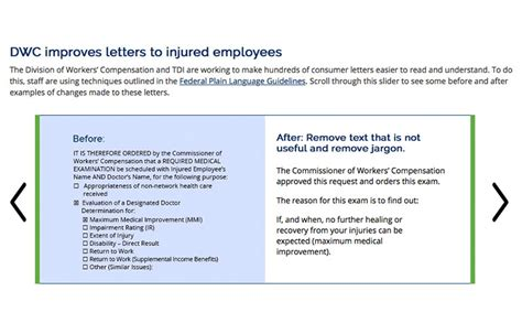 texas workers compensation letters  easier  read
