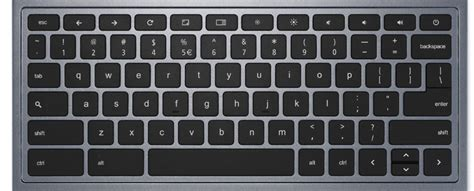 Acer Chromebook C730e Keyboard Keys Replacement