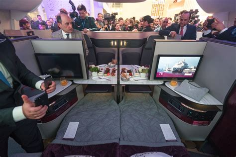 Qatar Airways new Qsuite Business Class!   Andy's Travel Blog