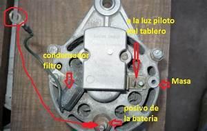 Solucionado  Como Conectar El Alternador Indiel A Mi 47