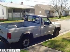 Armslist  Trade  88 Jeep Comanche