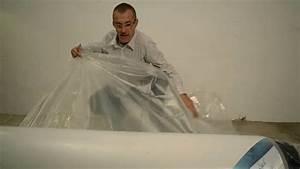 Matelas Roulé Compressé : d ballage d 39 un matelas compress youtube ~ Teatrodelosmanantiales.com Idées de Décoration
