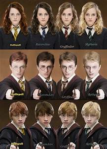 harry potter characters different houses>>>>what happened ...