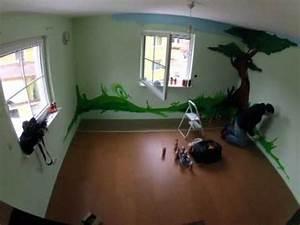 Das Coolste Kinderzimmer Der Welt : kinderzimmer auftrags graffiti youtube ~ Bigdaddyawards.com Haus und Dekorationen