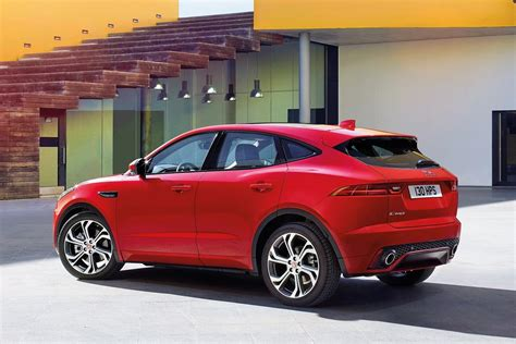 Jaguar Epace  The Most Playful Car In The Company's