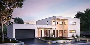 Haus Bauen Beispiele : ein haus im bauhaus stil traumhaus mit design faktor planungswelten ~ Markanthonyermac.com Haus und Dekorationen