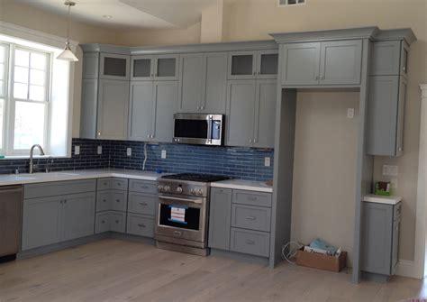 full overlay kitchen cabinets los altos cabinet construction full overlay riff oak