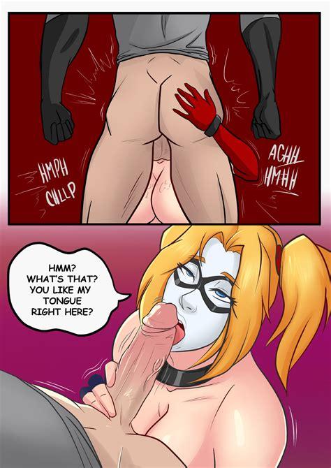 PardoV The Sexy Joke Harley Quin Porn Comics Galleries