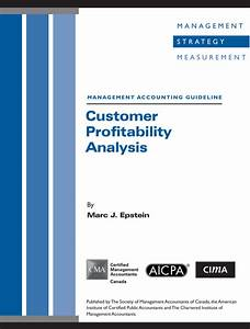 Download Customer Profitability Analysis Template For Free