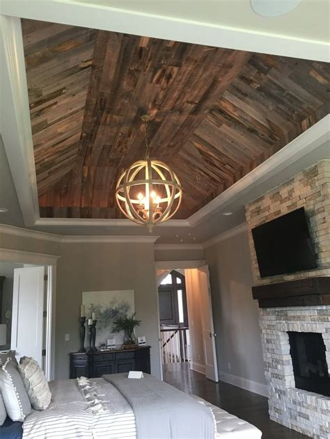ceiling wood planks  styles  steal high ceiling