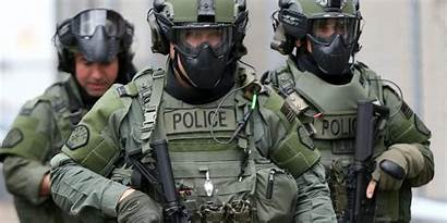 Swat Police Militarization Ugly Team Tactical Officer