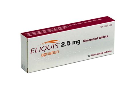 Eliquis meets targets as long-term VTE therapy - PMLiVE