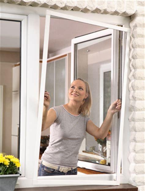 Fliegengitter Für Fenster Spannrahmen Zur Selbstmontage 4