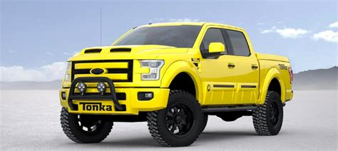 2016 Ford F150 Tonka   Release Date, Price and Specs