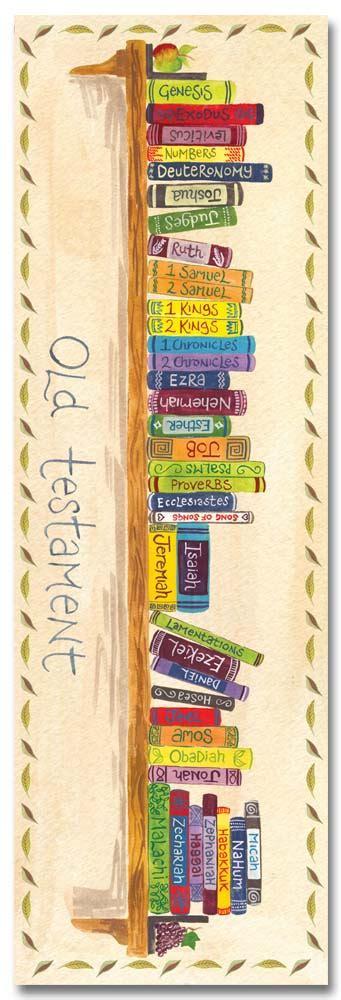 books bible bookmark ben hannah dunnett