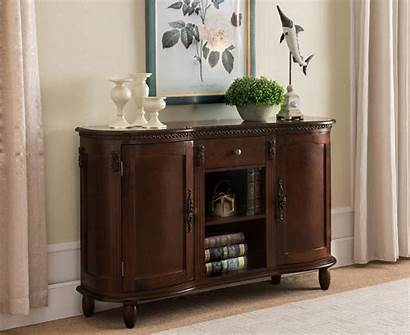 Console Table Storage Buffet Shelves Cabinets Drawer
