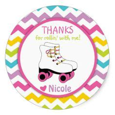 roller skating party invitation template  print